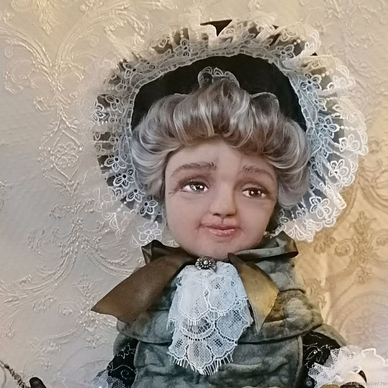Черепаха тётушка Тортилла, интерьерная, текстильная кукла, Портретная кукла, Санкт-Петербург,  Фото №1