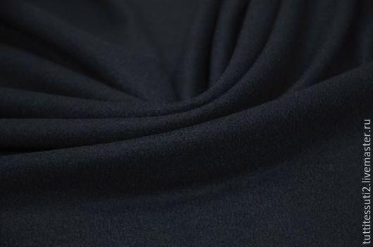 Шитье ручной работы. Ярмарка Мастеров - ручная работа. Купить Трикотаж 03-003-2691. Handmade. Тёмно-синий