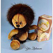 Куклы и игрушки ручной работы. Ярмарка Мастеров - ручная работа Ежик тедди Фимочка. Handmade.