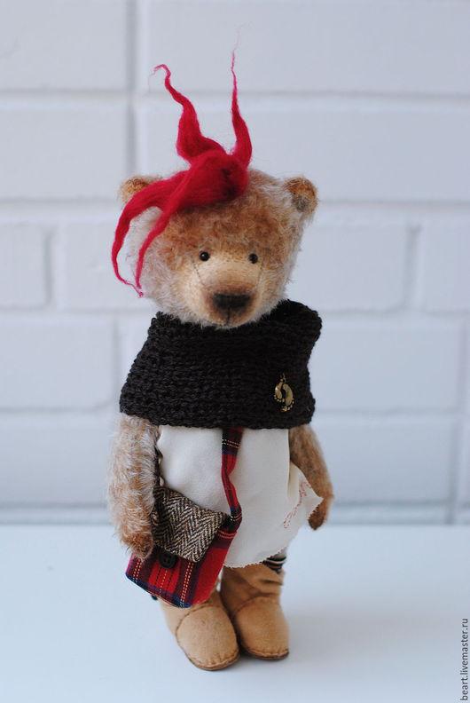 Мишки Тедди ручной работы. Ярмарка Мастеров - ручная работа. Купить Медведь - Элинор. Handmade. Бежевый, тедди мишка