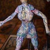 Куклы и игрушки ручной работы. Ярмарка Мастеров - ручная работа медсестричка из Silent Hill. Handmade.