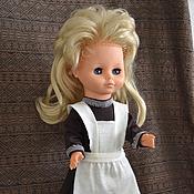 """Куклы и игрушки ручной работы. Ярмарка Мастеров - ручная работа Кукольная одежда """"Школьная форма"""". Handmade."""