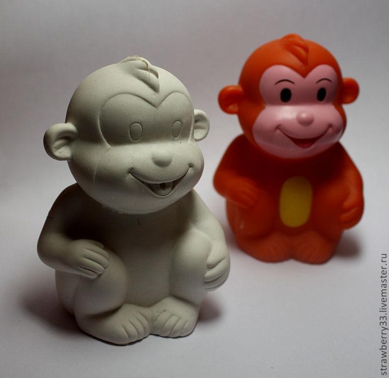 Фигурки обезьянки своими руками