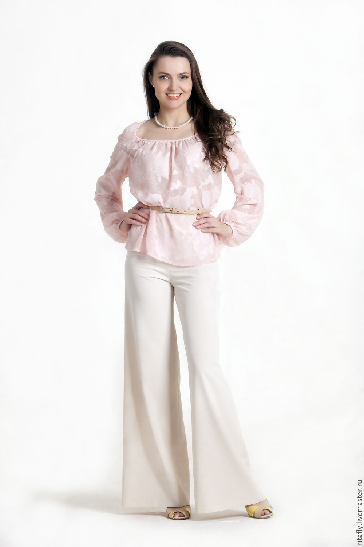 Купить блузки туники женские