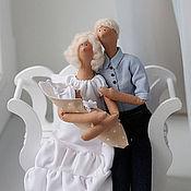Куклы и игрушки ручной работы. Ярмарка Мастеров - ручная работа Семья в стиле Тильда.. Handmade.