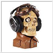 Для дома и интерьера handmade. Livemaster - original item Stand for headphones Version # 3 (project №1). Handmade.