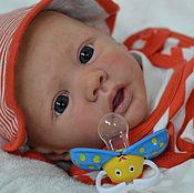 Куклы и игрушки ручной работы. Ярмарка Мастеров - ручная работа кукла реборн  Ella от Karola Wegerich. Handmade.