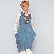 "Одежда ручной работы. Ярмарка Мастеров - ручная работа валяный сарафан  ""Алена"". Handmade."