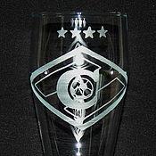 Посуда handmade. Livemaster - original item Spartacus. Beer glass.. Handmade.