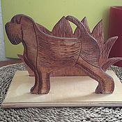 Для дома и интерьера ручной работы. Ярмарка Мастеров - ручная работа брюссельский грифон. Handmade.