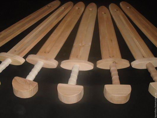 Подарки для мужчин, ручной работы. Ярмарка Мастеров - ручная работа. Купить Детский деревянный меч (Каролинг). Handmade. Меч, детское