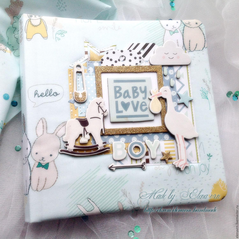 Фотоальбом для новорожденного своими руками 34