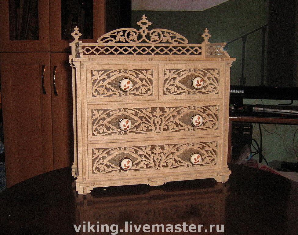 """Мини Комод -"""" Nest of drawers"""" (FS), Мини-комоды, Калининград, Фото №1"""