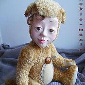 Куклы и игрушки ручной работы. Ярмарка Мастеров - ручная работа тедди-долл Аими. Handmade.