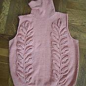 Одежда ручной работы. Ярмарка Мастеров - ручная работа листья. Handmade.