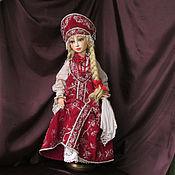Куклы и игрушки ручной работы. Ярмарка Мастеров - ручная работа Любавушка. Handmade.