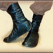 Обувь ручной работы. Ярмарка Мастеров - ручная работа БОТИНКИ. Модель 2 (мужские).. Handmade.