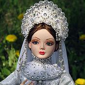 Куклы и игрушки ручной работы. Ярмарка Мастеров - ручная работа Авторская кукла Услада. Handmade.