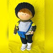 Куклы и игрушки handmade. Livemaster - original item doll Tikvarovska. Handmade.