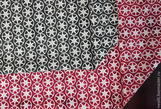 Шитье ручной работы. Ярмарка Мастеров - ручная работа. Купить 228 Хлопок  2 цвета. Handmade. Комбинированный, ткани корея