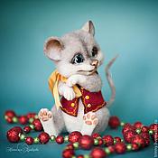 Куклы и игрушки ручной работы. Ярмарка Мастеров - ручная работа Мышонок Поль. Handmade.