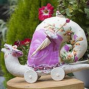 Куклы и игрушки ручной работы. Ярмарка Мастеров - ручная работа Модница. Handmade.