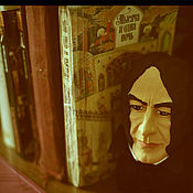 Для дома и интерьера handmade. Livemaster - original item Backup for books - sharzhik Severus. Handmade.