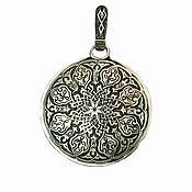 Русский стиль handmade. Livemaster - original item Stone Shield. Handmade.