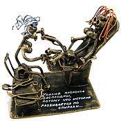Сувениры и подарки handmade. Livemaster - original item Gynecologist. Handmade.