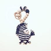 Одежда ручной работы. Ярмарка Мастеров - ручная работа Слингобраслет зебра и многие другие. Handmade.