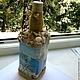 Персональные подарки ручной работы. Заказать Декор бутылки (море). Юлия Балашова. Ярмарка Мастеров. Декор бутылок, природные материалы