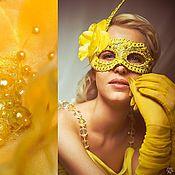 """Одежда ручной работы. Ярмарка Мастеров - ручная работа """"Yellow flower"""". Handmade."""