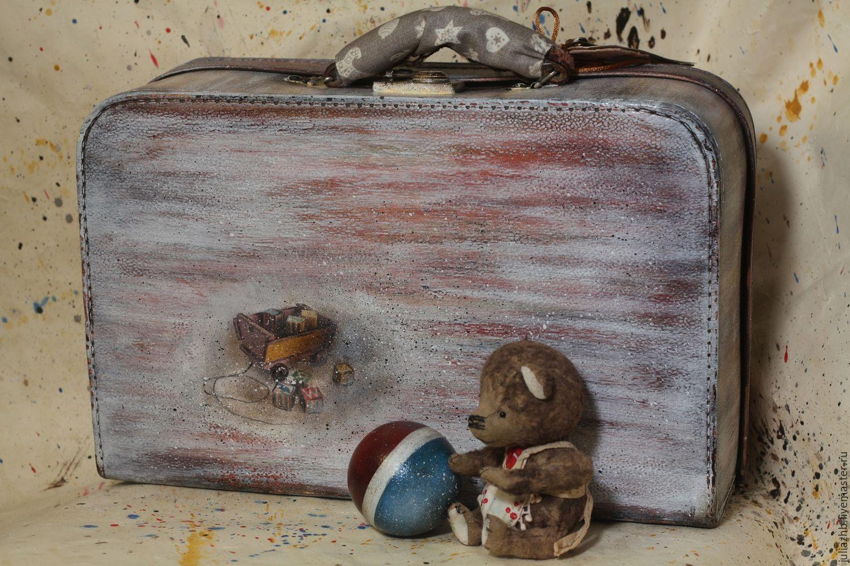 Стихи о чемодане в подарок 581