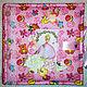 Фотоальбомы ручной работы. Ярмарка Мастеров - ручная работа. Купить Фотоальбом для новорожденной девочки. Handmade. Розовый, ткань хлопок