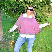 Одежда handmade. Livemaster - original item Double-sided women`s jacket oversize