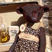 """Куклы и игрушки ручной работы. Ярмарка Мастеров - ручная работа """"Брауни"""" чердачная мишка. Handmade."""