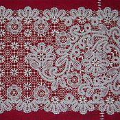 Свадебный салон handmade. Livemaster - original item Tippet lace. Handmade.
