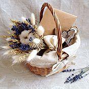Сувениры и подарки ручной работы. Ярмарка Мастеров - ручная работа Подарочный набор в стиле рустик. Handmade.