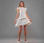 Платья ручной работы. Ярмарка Мастеров - ручная работа Валяное платье Мария-Антуанетта. Handmade.
