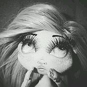 """Куклы и игрушки ручной работы. Ярмарка Мастеров - ручная работа Кукла текстильная ручной работы """"Сердце"""". Handmade."""