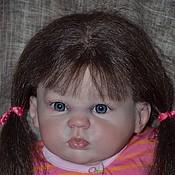 Куклы и игрушки handmade. Livemaster - original item Doll, reborn toddler girl. Handmade.