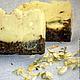 """Мыло ручной работы. Ярмарка Мастеров - ручная работа. Купить Мыло натуральное """"Молочный Улун"""". Handmade. Лимонный, мыло для женщины"""
