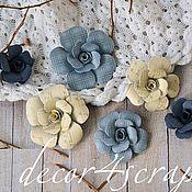 Материалы для творчества ручной работы. Ярмарка Мастеров - ручная работа Набор цветов Freetany Flowers – 18 Midnight. Handmade.