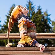 Одежда ручной работы. Ярмарка Мастеров - ручная работа Гномий свитер. Handmade.