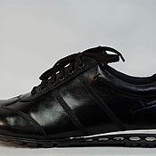 Обувь ручной работы. Ярмарка Мастеров - ручная работа Мужские кроссовки. Handmade.