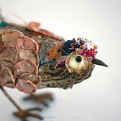 """Подарки к праздникам ручной работы. Ярмарка Мастеров - ручная работа Птица счастья """"Винтаж"""". Handmade."""