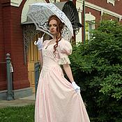 """Одежда handmade. Livemaster - original item Историческое платье """"19 Век не отступает"""". Handmade."""