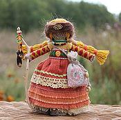 Народная кукла ручной работы. Ярмарка Мастеров - ручная работа Кукла - оберег Путешественница. Handmade.