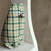Куклы и игрушки ручной работы. Ярмарка Мастеров - ручная работа Кот Баюн...мартовский, задумчивый). Handmade.