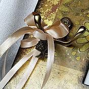 Для дома и интерьера ручной работы. Ярмарка Мастеров - ручная работа Ключница - зеркало - вешалка Воспоминания. Handmade.